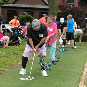 Miller Prosthetics & Orthotics Hosts Successful First Swing