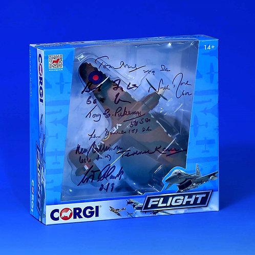 Corgi Aviation Flight Hurricane MkII 8 Signatures