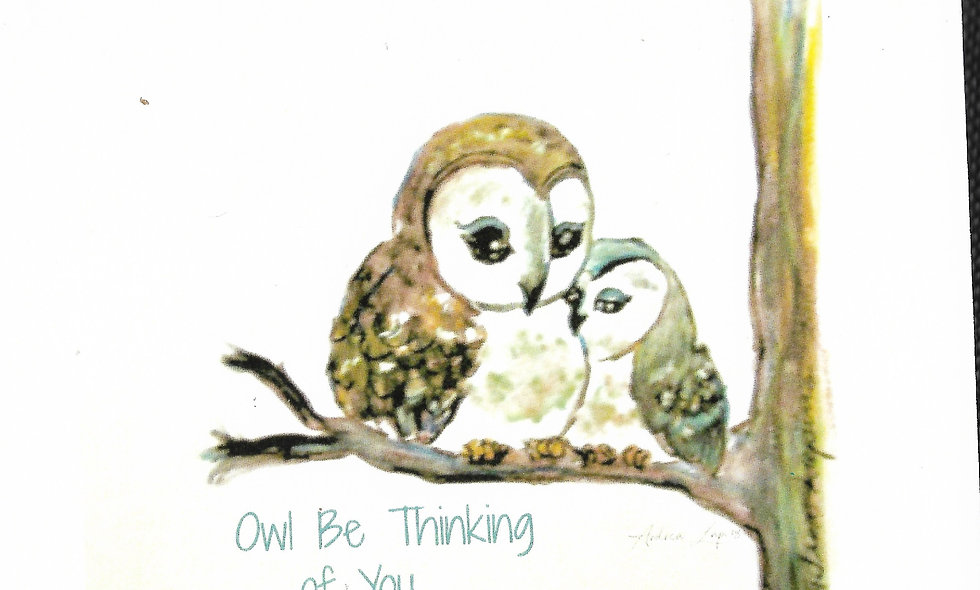 Owl Be Thinking of You