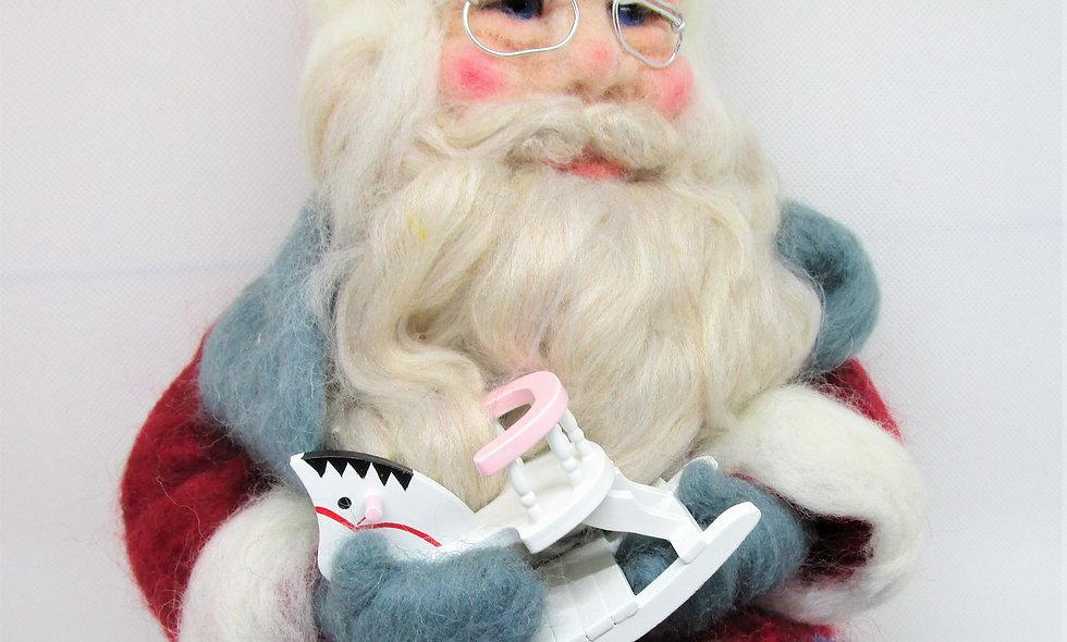 copy of Needle Felted  Santa
