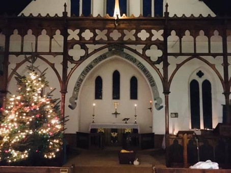Merry Christmas from us all at St Mark's