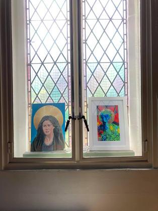 Mary Magdalene and Joanna