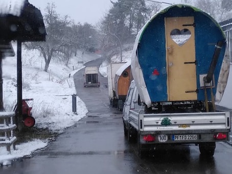 Convoi-camions jusqu'en alsace.