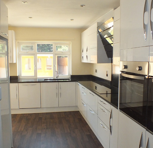 Supported Living_Uxendon Crescent Kitche