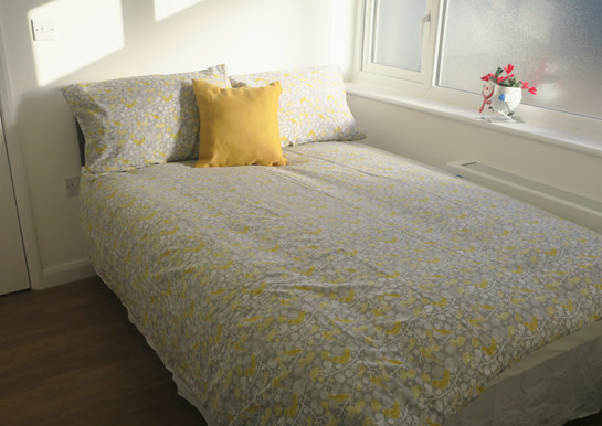 Bright, Fresh Bedrooms