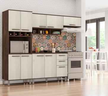 Cozinha Modulada Sara