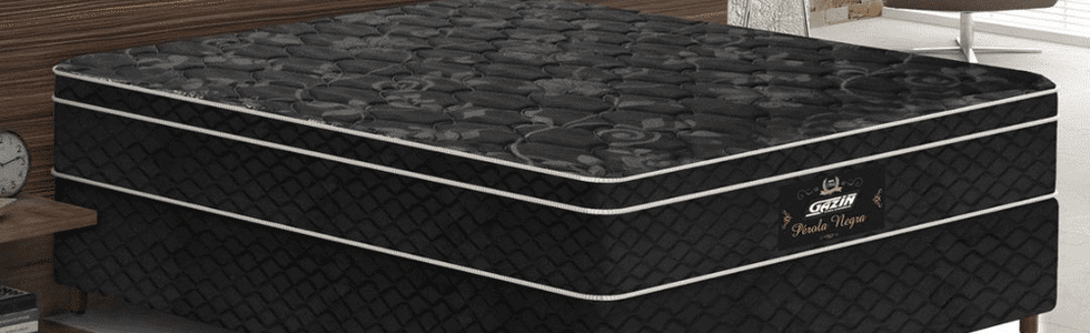 Conjunto Box Pérola Negra