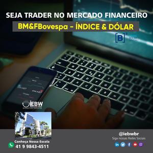 APRENDA A VIVER DO MERCADO FINANCEIRO HOJE!