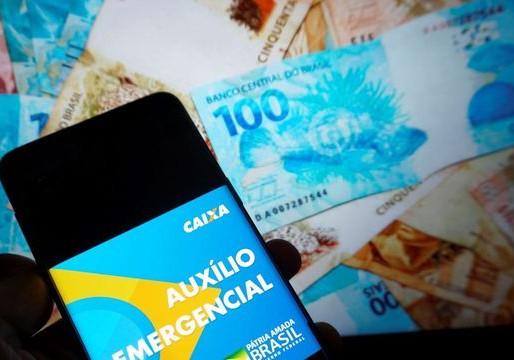 Primeira parcela do auxílio de R$ 600 começa a ser paga hoje