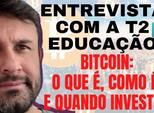 Bitcoin o que é, como é, e quando investir?