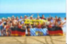 """Beachteam """"Die Brüder"""" Ismaning"""