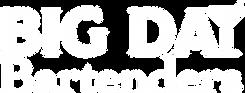 Big Day Bartenders logo