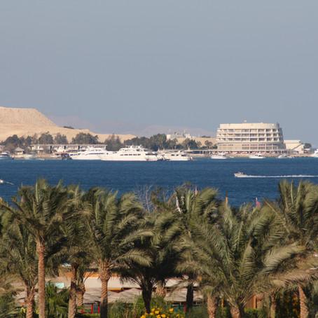 Ägypten: Sonne-Anbeten am Roten Meer