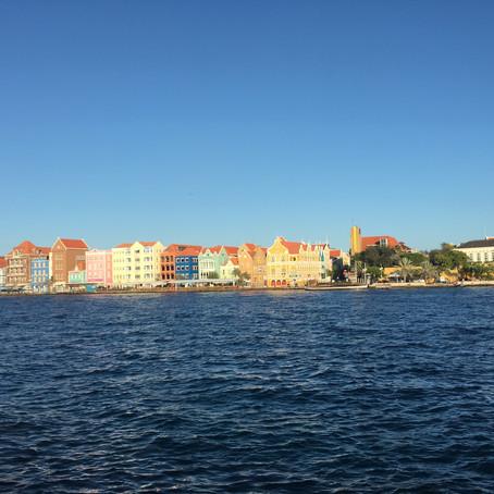 Curaçao, deine blauen Augen machen mich so sentimental