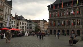 Eine Nacht im belgischen Schmuckkästchen Antwerpen