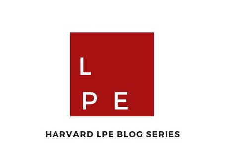 Introducing...the Harvard LPE blog!