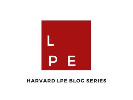 Introducing...the Harvard LPE blog!