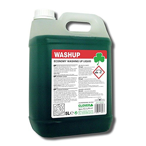 Economy Washing Up Liquid 2 x 5L