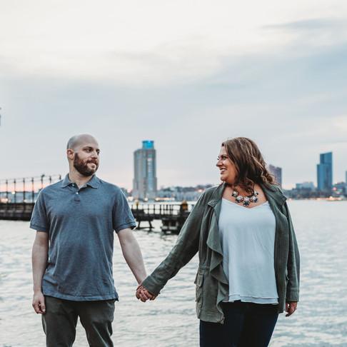 Baltimore City Engagement | Maryland Wedding Photographer