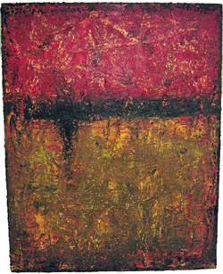 Rob Johnson Abstract Painting 9
