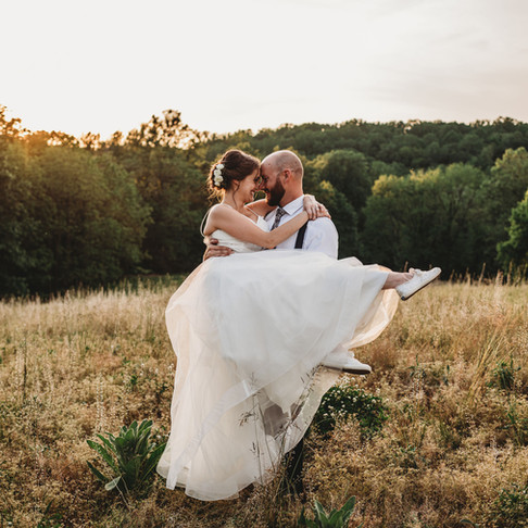 Jodi & Dan   Stone Ridge Hollow Wedding