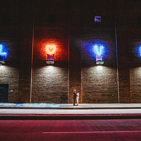 American Visionary Art Museum Wedding
