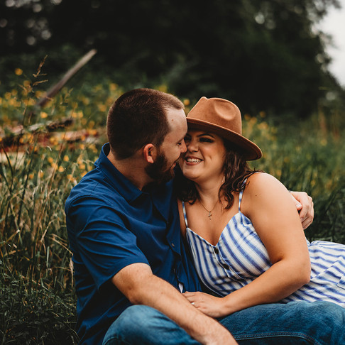 Chelsey & Shane | Countryside Engagement Session