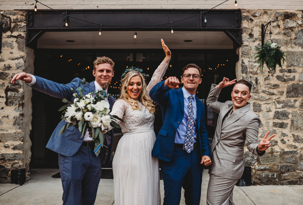 Main Street Ballroom Wedding, Ellicott City, Maryland Wedding Photographer
