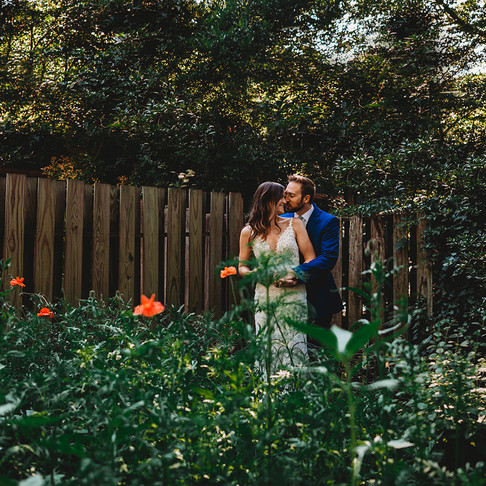 Intimate Zoom Wedding | Annapolis, Maryland | Maryland Wedding Photographer