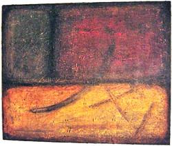 Rob Johnson Abstract Painting 12