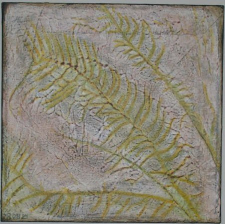 Fern Fossil by Rob Johnson