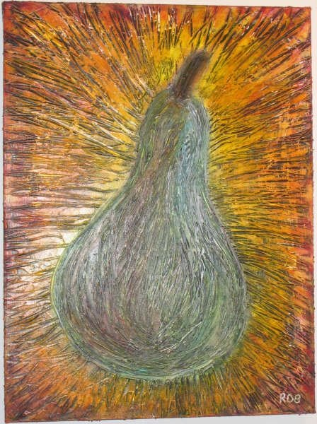 ELECTRIC PEAR by Rob Johnson