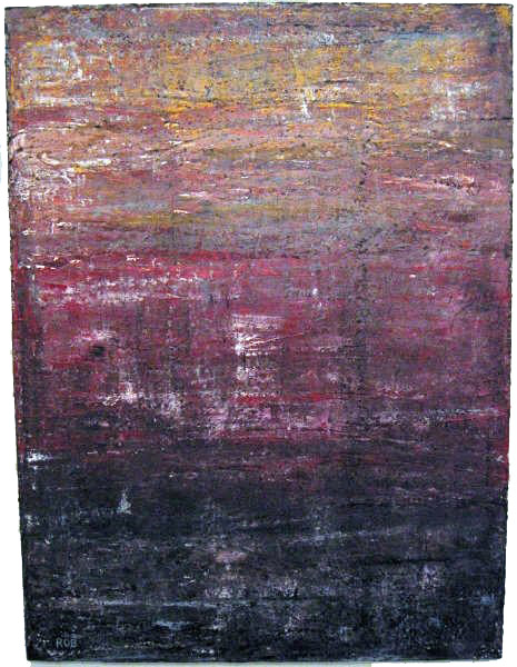 Rob Johnson Abstract Painting 8