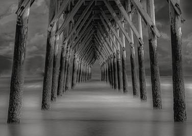 Sunset Beach Pier