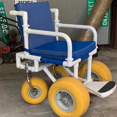 Beach Accessible Wheel Chair