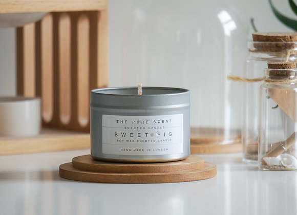 Sweet Fig Candle in a Tin