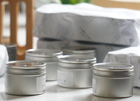 Assorted Mini Soy Candles
