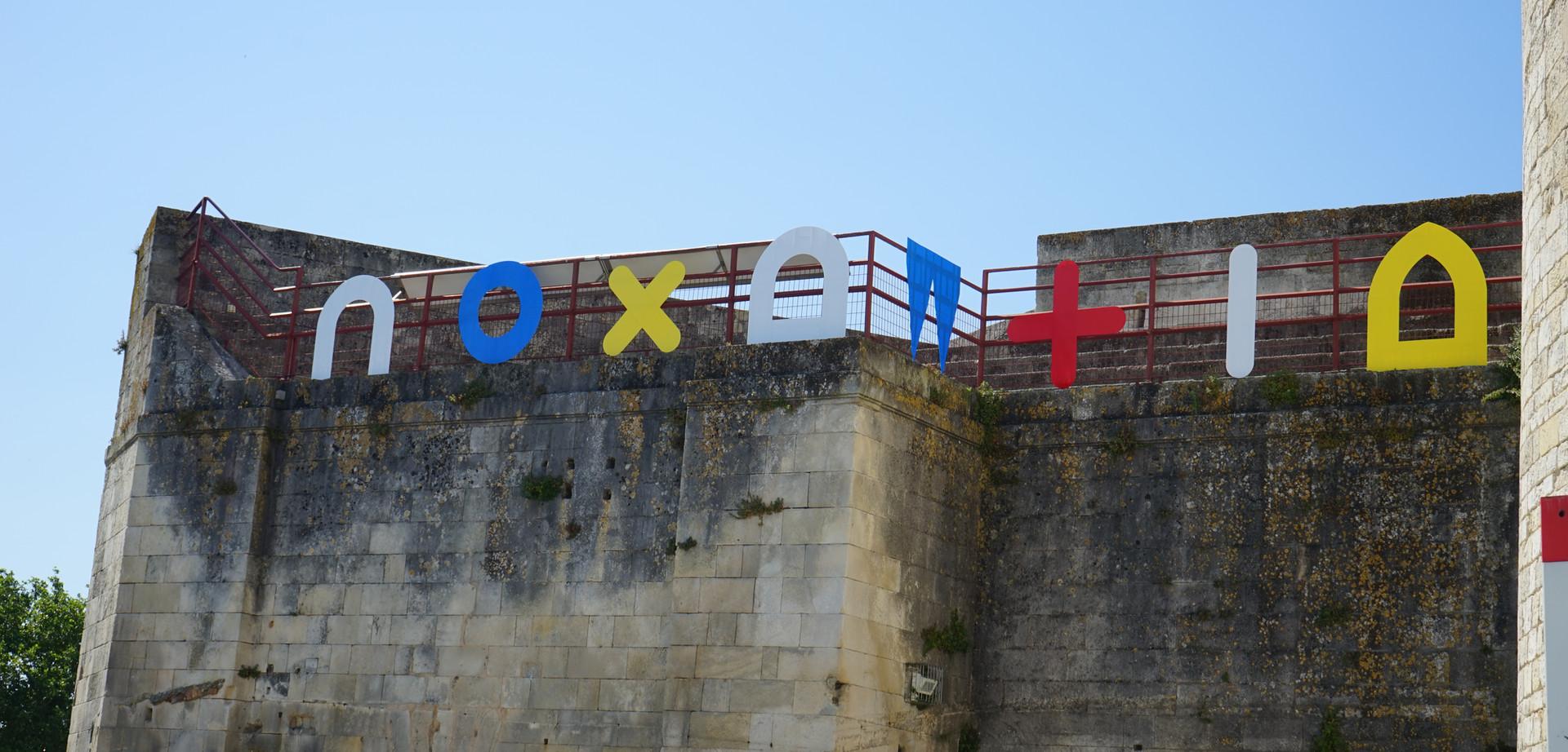 Les Tours, signes Modernes, signes contemporains - Olivier ROCHEAU