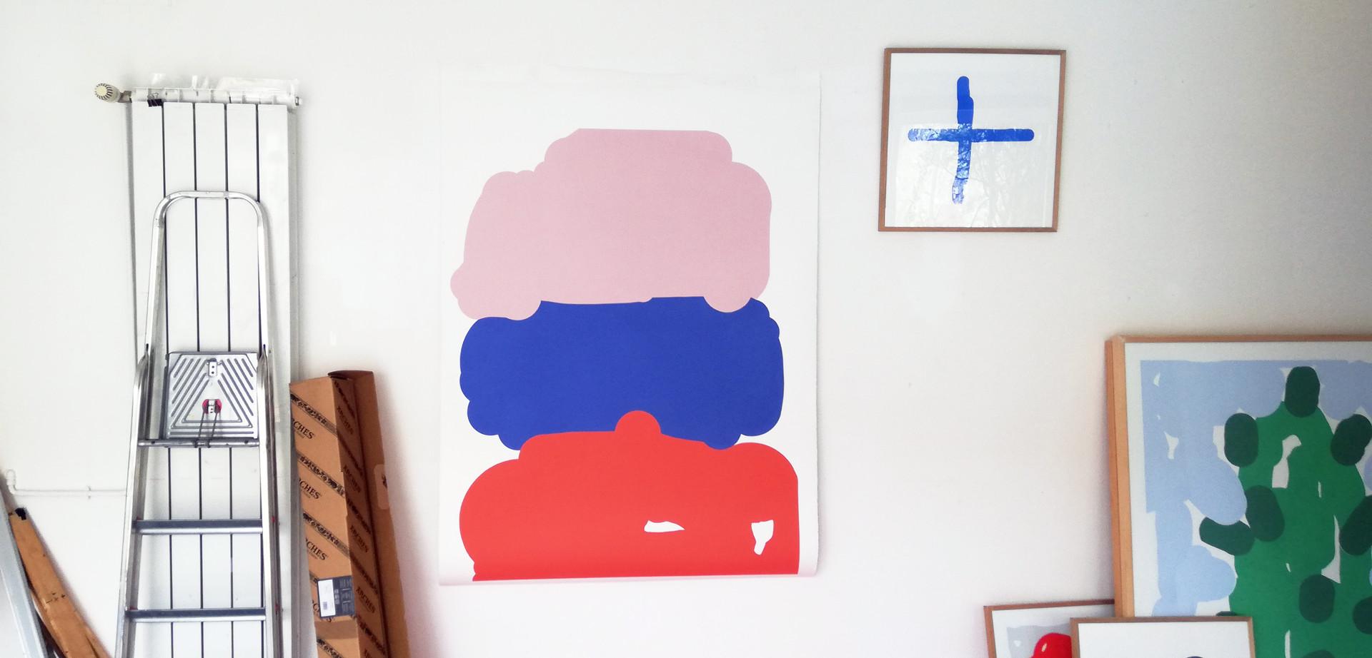 Atelier view + Sans titre n°2568776 Olivier ROCHEAU