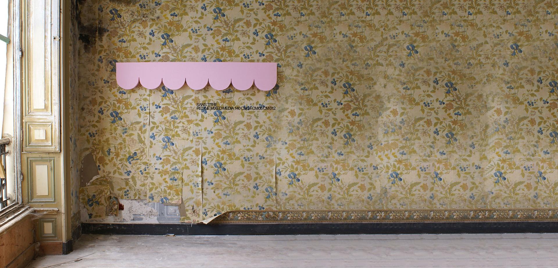 Motif rose - Olivier ROCHEAU