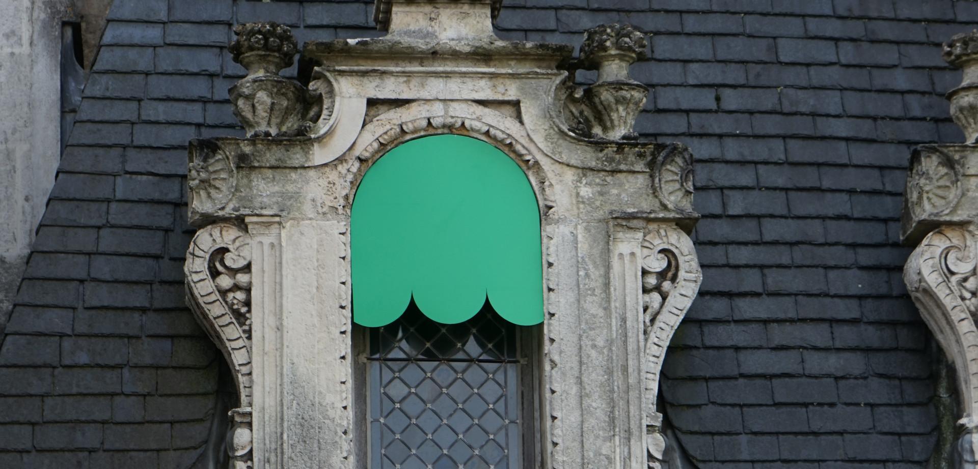 """""""De façade..."""" - Olivier ROCHEAU Centre d'art Intermondes - La Rochelle"""