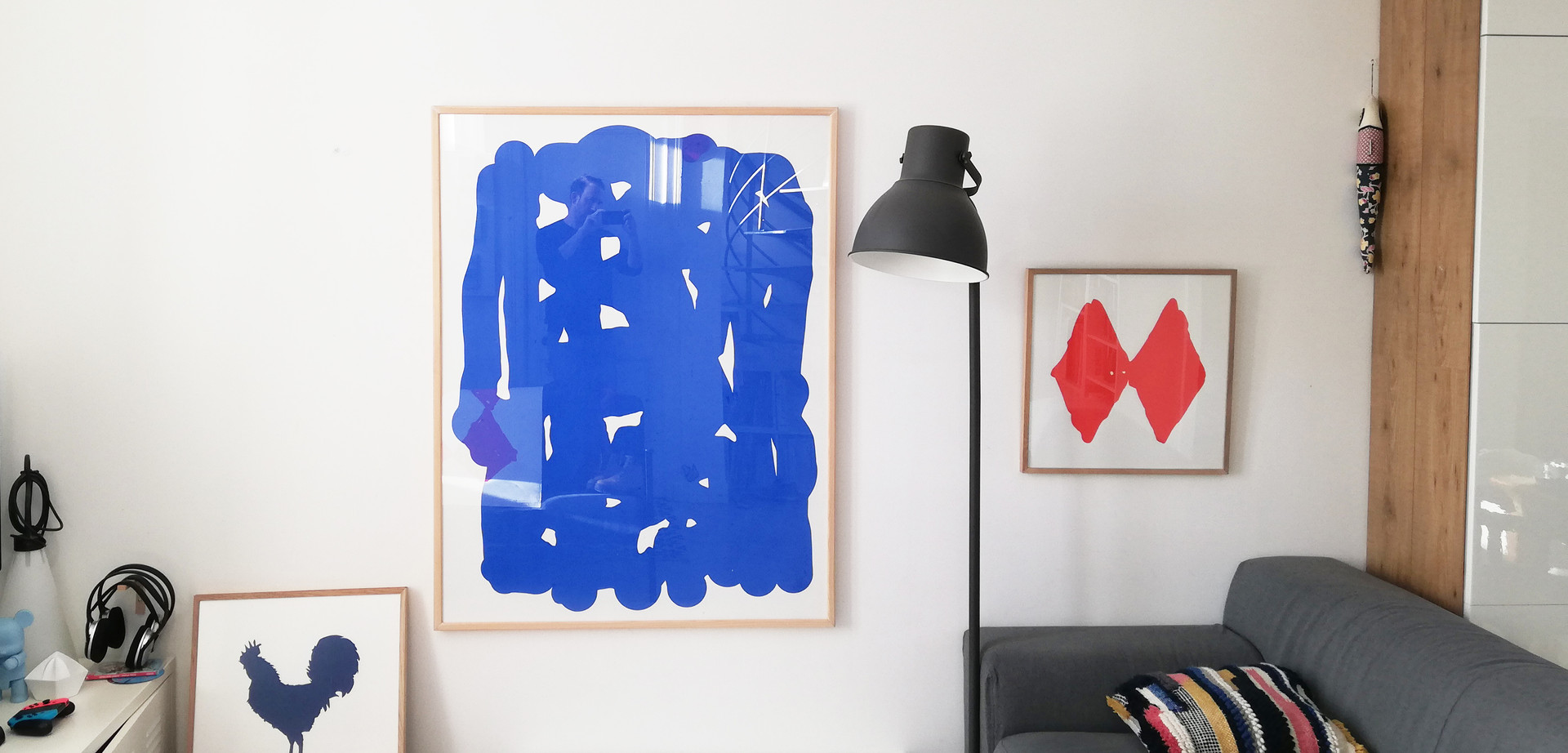 Forme bleue Olivier ROCHEAU