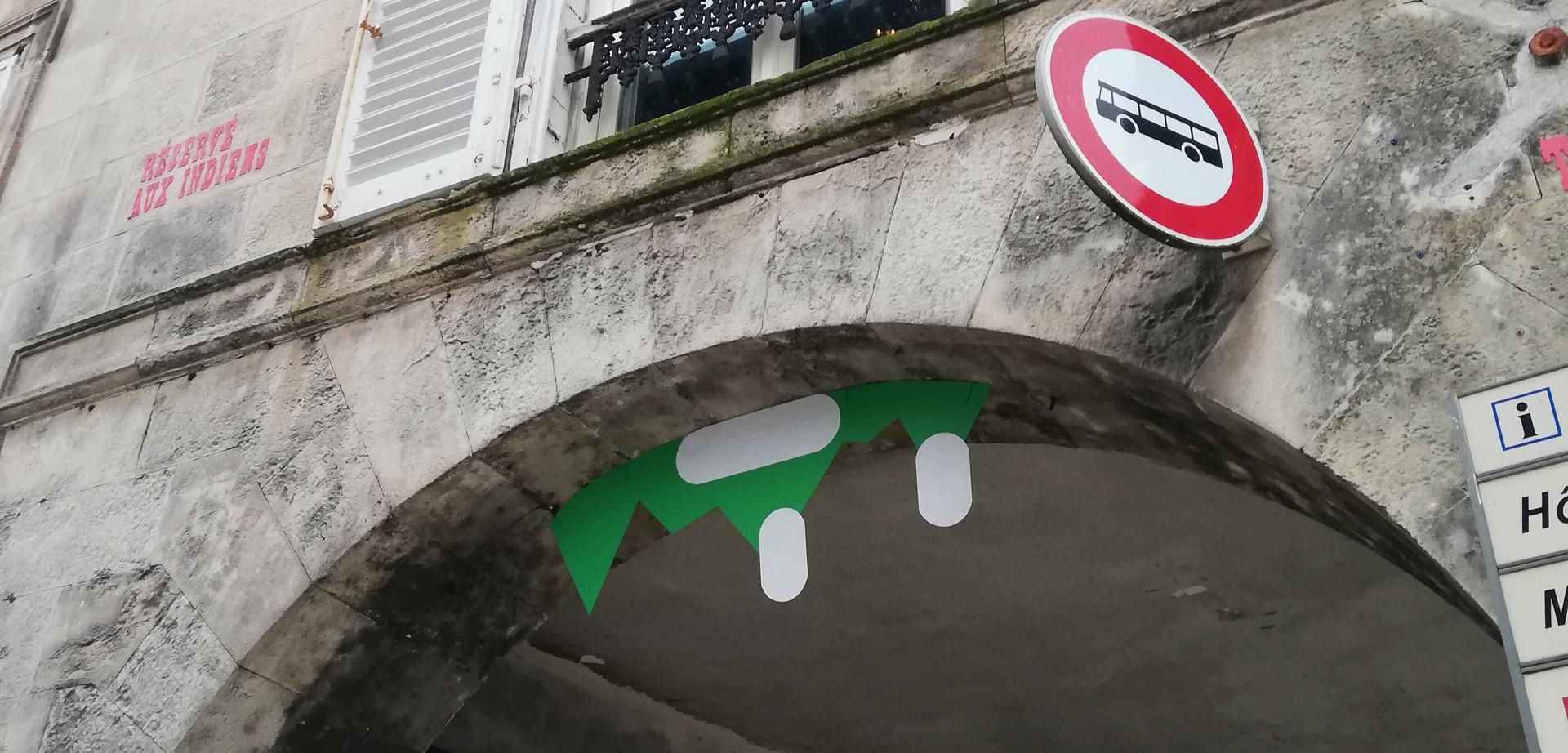 HOHOHO! Mobile & installation - Le Printemps Fleuriau - Olivier ROCHEAU
