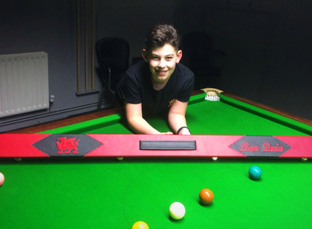 How do you identify the next Professional Snooker Player?
