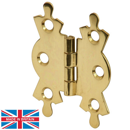 Case Replacement Hinges (Brass)