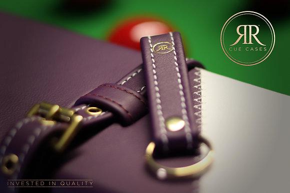 RR Leather Keyring