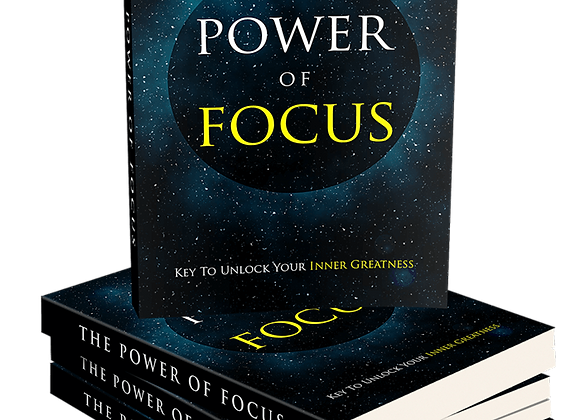 The Power of Focus Pack