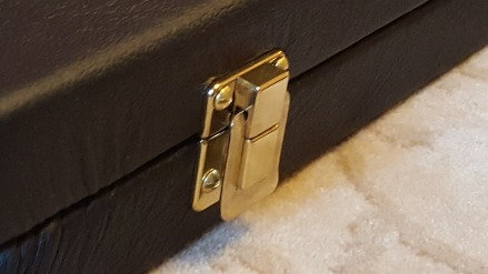 Case Replacement Latches (Brass)