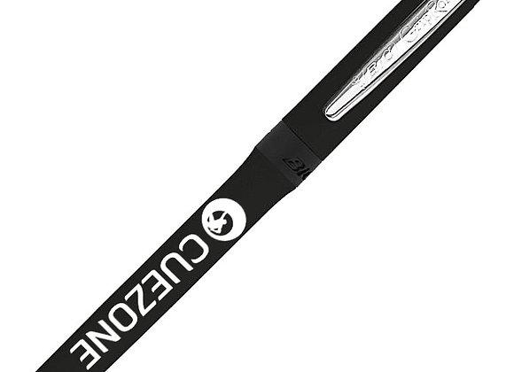 CueZone Black Pen