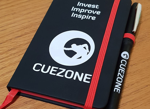 A6 CueZone Notebook